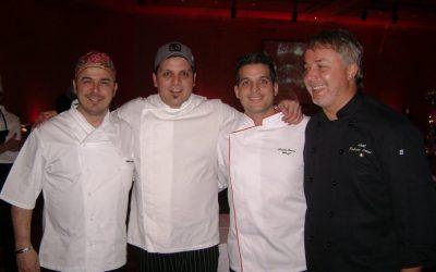 EMA y la noche de los chefs 2010