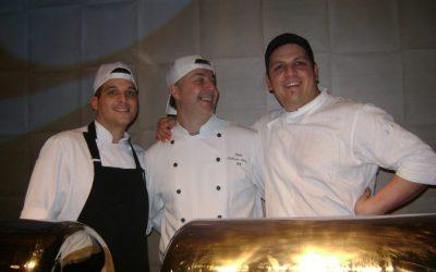 EMA y la noche de los chefs 2011