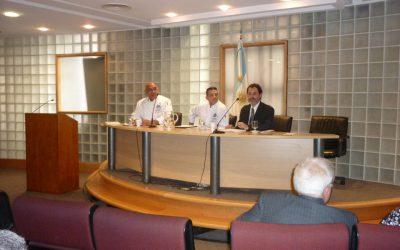 Presentación del CPC en el Senado de la Nación