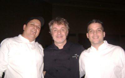 EMA y la noche de los Chefs 2012
